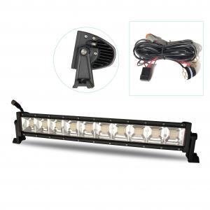 Quality Single Row ATV Led Light Bar Strobe Dual Color Changing Led Light Bar For Truck wholesale
