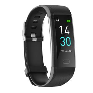 Quality Bluetooth 5.0 waterproof IP68 Sport TELEC smart fitness tracker bracelet with heart rate and blood pressure wholesale