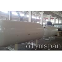 Quality Chemical LPG Storage Pressure Vessel Tank For Military , Air Pressure Vessels wholesale