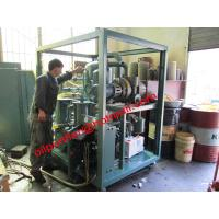 Quality hotsale Vacuum Transformer Oil Purifier,Super High Voltage Transformer Oil Filteration wholesale