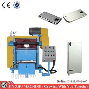China Phone Case Metal Buffing Machine , Polisher Buffer Machine Easy Installation on sale