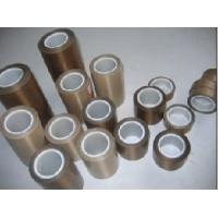 China PTFE Coated Fiberglass Adhesive Fabric on sale