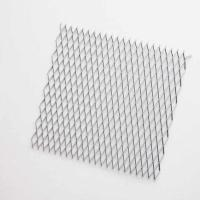 Quality Fine Rigidity Expanded Metal Mesh Ceiling , High Strength Mesh Suspended Ceiling wholesale