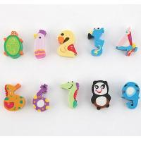 Cheap 3D Eraser, Wholesale Cool Animal Erasers for sale