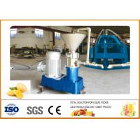 China 20T/H Capacity Made Concentrate Mango juice and jam Processing Line on sale