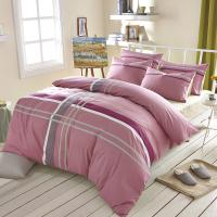 Quality Queen Size Cotton Adults Bedding Sets For Womens / Mens Premium Reactive Printing wholesale