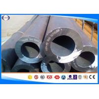 Quality ASTM 1330 Axle Alloy Steel Tube , QT Heat Treatment Round Steel Tubing Seamless Process wholesale