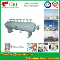 Quality ORL electric boiler mud drum Power SGS , Boiler Mud Drum certification wholesale