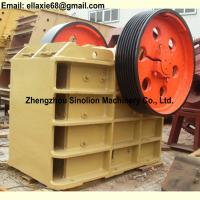 Buy cheap Hard Rock Mine Crushing Equipment PE Series High Efficiency Stone Jaw Crusher from wholesalers