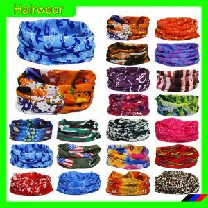 Dacron neck cooler / neck scarf/ outdoor magic hairwear