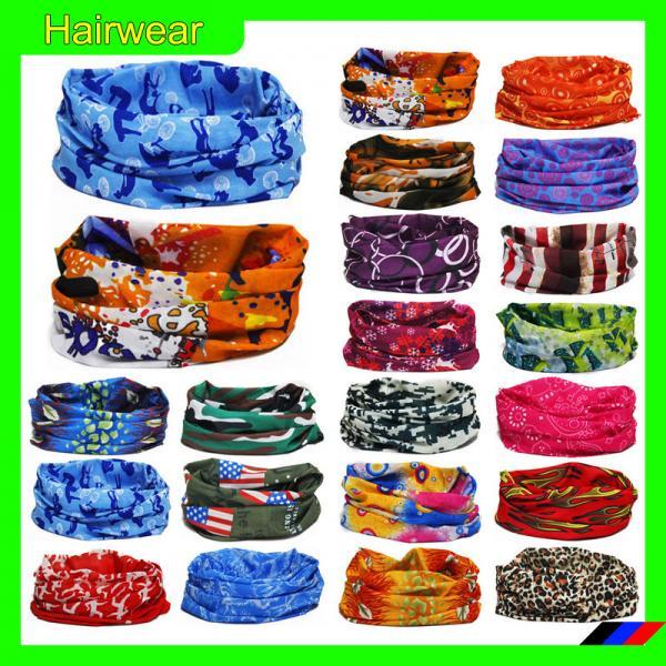 Cheap Dacron neck cooler / neck scarf/ outdoor magic hairwear for sale