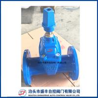 Quality DIN3352 F5 flanged ductile iron gate valve wholesale