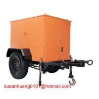 Quality Transformer oil purifier/ Dielectric oil purification/ Insulating oil Filtration plant wholesale