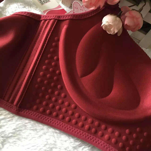 China Newest wire-draw fabric seamless push up woman sexy bra and wireless bra on sale