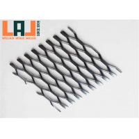 Heavy Duty Galvanized Stretched Metal Mesh Thickness 1-6mm for sale