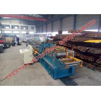 China Zinc Coated Steel C Shape Profile Channel Roll Forming & Cutting Machine, Supplier in China on sale
