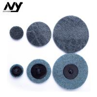 Quality 2 Inch Fine / Coarse Sanding Discs Stainless Steel Polishing High Speed TR Type wholesale
