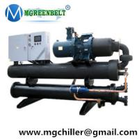 Quality Smaller Industrial Water Screw Water Chiller System For Moulding Industry wholesale