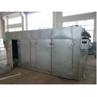 China Stainless Steel Hot Air Circulating Oven, De-watering Fruit And Vegetable Dryer With 1.1 / 2.2 / 0.45 / 0.9 KW Power on sale