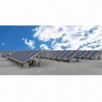 Quality Solar Panel Fixing with Flat Roof Mounting System and Landscape or Portrait Module Orientation wholesale