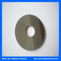 Cheap High quality hot selling HIP Sintered tungsten carbide disc cutters for cuttting metals for sale