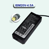 Quality 90w lenovo power adapter for ibm latop charger black colour 20V 4.5A tip 7.9*5.0mm wholesale