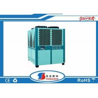 Quality 40Hp Screw Small Water Chiller Units Energy Saving For Injection Machine wholesale