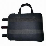 Quality Neoprene Triple Wine Tote/Liquor Bag, Waterproof wholesale