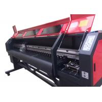 Quality 10.5 Feet Large Format Inkjet Printer , Eco Solvent Printer With Dx5 Dx7 Heads wholesale