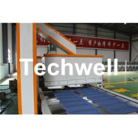 Quality Metal Colored Stone Coated Roof Tile Machine Environmental Modern Tile Making Machine wholesale