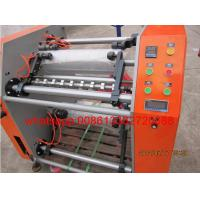 Quality LLDPE / PE Stretch Film Machine Slitting & Rewinding Machine 200-600M/min wholesale