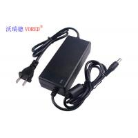 Quality 24V 2A Black Desktop Switching Power Supply US Plug PC ABS Material wholesale