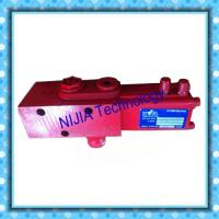 Quality Red Hyva Dump Truck Valve 14767322 Mounted In Line On Oil Tank Single Pressure wholesale
