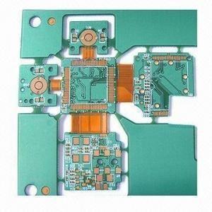 Quality Rigid Flex PCB high speed pcb layout FR4 Rigid Flexble PCB BOARD Factory wholesale