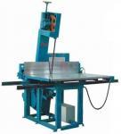 Quality PU / Polyurethane Vertical Foam Cutting Machine , High Density Foam Cutter Equipment wholesale
