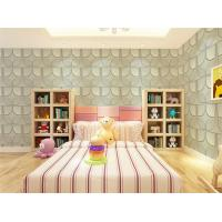 Cheap Christmas Decoration 3D Living Room Wallpaper , 3D Effect Wall Panels for Theatre for sale