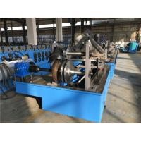 Quality Two Profile Change Top Hat Metal Roll Forming Machine 0.8 - 2.0 Thickness Auto Stacker wholesale