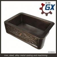 China Outdoor White Kitchen Sink Size on sale