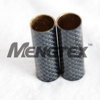 Quality Various sizes of carbon fiber tube with color wholesale