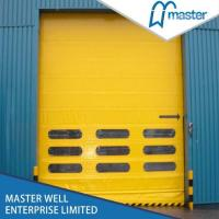 Quality Japan fast door/ high speed roll up sheet shutter door / rapid action door wholesale