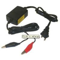 Quality 800mA Sla Lead Acid Battery Charger 12v With 3 Stage Charging wholesale