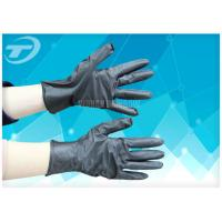 Quality Dip Flock Lined Medical Disposable Gloves For Electronic And Instrument Industry wholesale