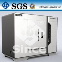 Quality High Effiecent Membrane Nitrogen Generator PSA Nitrogen Plant 95% - 99.99% wholesale