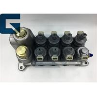 China EX200-5 Excavator Spare Parts / Electric Solenoid Hydraulic Valve 9218370 on sale