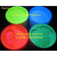 China glow in the dark fluorescent pigment for Ink on sale