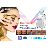 China Skin Care Microneedling Rf Skin Tightening Machine Wrinkle Removal 500W Max Power on sale