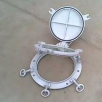 Quality Round Shape Marine Windows Weathertight Openable Portlights With Storm Cover wholesale