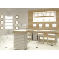 Quality Easy Install Modern Jewelry Display Cases Custom Logo For Retail Shop wholesale
