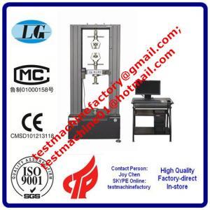 Quality universal tensile testing machine for heat insulating strip/heat insulation plaster/insula wholesale