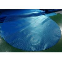 Quality 13m * 5m Outdoor And Indoor Swimming Pool Solar Cover / Solar Blanket Blue Color wholesale